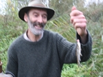 Gudgeon Fishing on the Golden Scale Club water