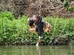 Fishing in the Midlands with Lee