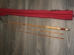 Beautiful 7' #6-7wt Two Piece Cane Fly - Mint Condition