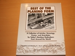Best of the Planing Form: A Collection of Articles, Drawings, Essays & Anecdotes (Signed copy)