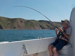June Sea Fishing from Clovelly