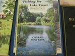 Fishing for Lake Trout (Signed Copy)