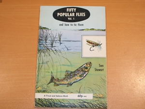 Fifty Popular Flies and How to Tie Them Vol.1