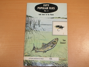Fifty Popular flies and how to tie them Vol 3