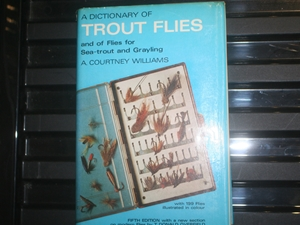 A Dictionary of Trout Flies